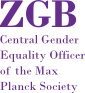 Central Gender Equality Officer of the Max Planck Society