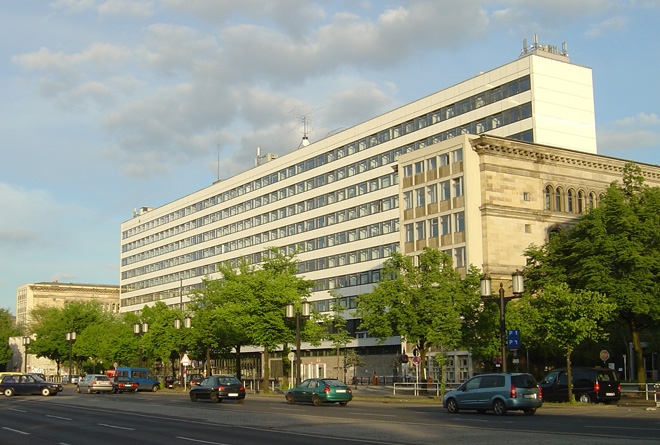 TU Main Building